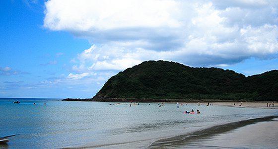 蛤浜で遊ぼデー&白砂の芸術祭
