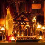 【Xmas2019】祈りの島で過ごすクリスマス/クリスマス特別ディナーと源泉Spaとイルミネーション